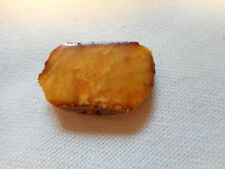 Another Vintage rare  piece of butterscotch amber with inclusions, 3.3 g