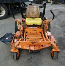 2012 Scag Turf Tiger 52 inch Mower 27hp kholer EFI motor