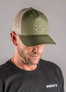 Hoyt Archery Cap - Compass - ADJ - NEW