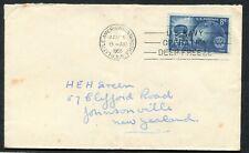 USA - 1956 LITTLE AMERICA ANTARCTICA 'OP. DEEP FREEZE' Cancel [A6902]