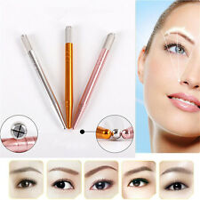 Microblading Tattoo Machine Tools Permanent Eyebrow Tattoo Manual Pen useful New