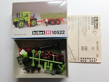 HO Scale 1/87 - Kibri - 10522 Tractor & Dump Trailer Kit For Train Layout