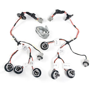2005-2009 Mustang & Shelby GT GT500 Sequential Turn Signal Wiring Harness