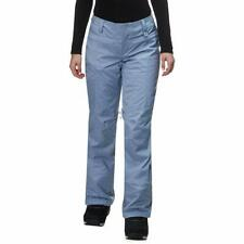 Under Armour UA Navigate Washed Blue Storm Water Proof Ski Snow Pants Women's SM