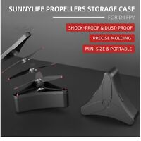 Sunnylife Propeller Storage Box Blade Protective Case For DJI FPV Combo Drone