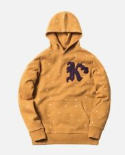 Kith K's Hoodie Size Yellow Size Medium In Hand Free Same Day Shipping