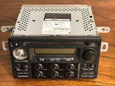 98-04 Honda Accord Civic CR-V Odyssey Radio CD 39100-S84-A210