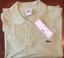 Polo Shirt Lacoste Men's Classic 7 Green BNWT Sz XL