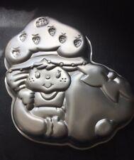Strawberry Shortcake Cake Tin Pan Mould Mold Vintage 1983