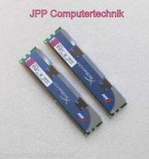 4GB 2x 2GB PC2-8500 1066MHz DDR2-1066 DDR2 Gamer Speicher PC Computer RAM Gaming