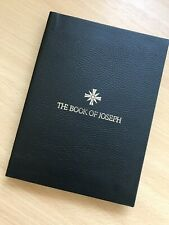 Far Cry 5 Book Of Joseph (Rare Promotional Merch) English