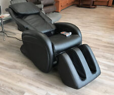 iJoy HT-5270 Human Touch Leather Massage Chair Recliner Massaging Lounger #38