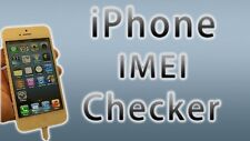 Check iPhone-iCloud status-or-IMF status-Find my iPhone-Blacklist-Simlock -