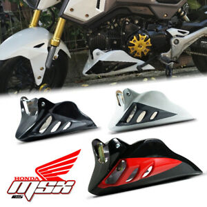 Belly Panel Fairing Frame Guard Cover Fit For Honda Grom MSX125 SF 125 2016-2020
