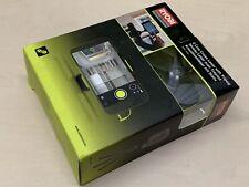 Ryobi RPW-1650 2 Line Cross Laser with Tri-Pod for Smartphone