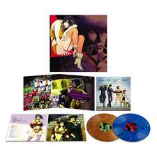 Cowboy Bebop Vinyl Record Soundtrack Seatbelts 2 LP 2xLP Blue Orange Anime OST