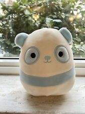 New ListingSquishmallow 5� White Blue Penny Panda Ultra Rare Hard To Find 2017