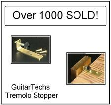 GuitarTechs NEXT GENERATION Tremolo Stopper - Trem Brake / Stabilizer for Guitar