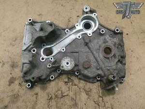 08-15 SMART FORTWO W451 1.0L ENGINE TIMING COVER 38K MILES OEM
