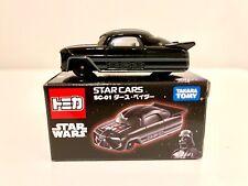 Tomica Takara Tomy Star Wars STAR CARS SC-01 Darth Vader Diecast Car