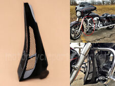 For 2009-13 Harley Davidson Streyched Chin Spoiler FLH Touring Motorcycle Raked