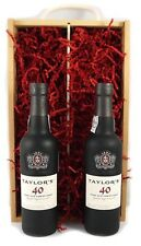 1938  Taylor Fladgate 80 years of Port (2 X 35cl)