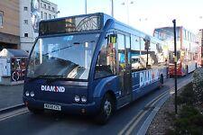20844 MX58KZG Diamond Bus 6x4 Quality Bus Photo