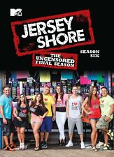 NEW - Jersey Shore: Season 6 (Uncensored)
