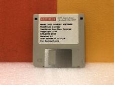 Keithley 2000 850b Model 2000 Testpoint Run Timelibrary Floppy Disk Software