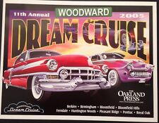 2005 Woodward Dream Cruise Poster