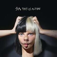 This Is Acting - Sia (Album) [CD] NEW Sealed UK Stock OFFICIAL VERSION Gift Idea