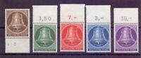 Berlin 1953 - MiNr.101/105 postfrisch** geprüft Randstücke- Michel 90,00 € (874)