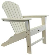 Atlas - Surf City Poly Adirondack Chair - Color: White