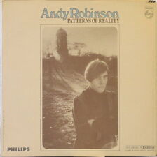 ANDY ROBINSON Patterns of Reality LP Psych/Rock/Folk (1968)