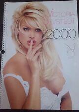 Calendario Victoria Silvstedt 2000 - Playboy - formato maxi - OTTIMO hot sexy