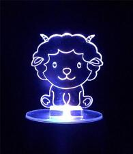 Sheep Flashing Night Light - Small Novelty Gift for Kids