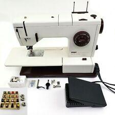 PFAFF Synchromatic 1217 Sewing Machine w/ Pedal & Case