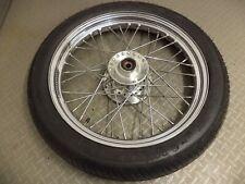 Triumph Bonneville T100 865 front wheel with good tyre