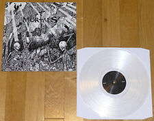 MORTALS Cursed To See The Future LP CLEAR VINYL /100 deafheaven.earth.om.relapse