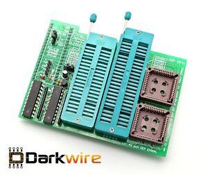GQ-4X Adapter ADP-054 16 Bit EPROM 40/42 pin ZIF and PLCC44 - 16bit eprom GQ-4X4