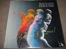 MAYNARD FERGUSON Body & Soul RARE SEALED New Vinyl LP 1986 BKH50101 Mike Higgins
