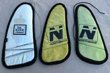 Fin Cover For Windsurf Board Bag 2 Northwave & 1 DaKine - 3 Piece Lot