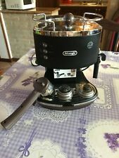 De'Longhi Icona Vintage ECOV311.BK Macchina per caffè Espresso Manuale, 1100 W