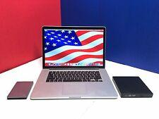 """MINT MacBook Pro 15"""" Retina UGPRADED 2.6Ghz i7 / 2 YEAR WARRANTY / 16GB / 512GB!"""