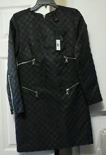 Marc Jacobs zipper dress sz6 reg 795.00