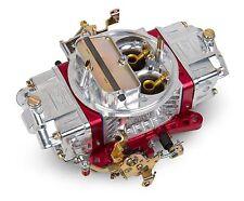 Holley 0-76751RD 750CFM MANUAL CHOKE Red Ultra Double Pumper Factory Refurb