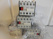 AEG - Schütz  SH04  31 E Relay  Relais