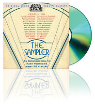 PAST PERFECT CD The Sampler - Introduction To Music of the 1920s, 30s & 40s