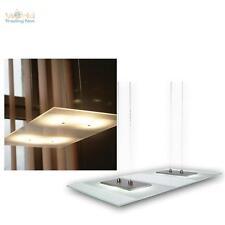 Pendelleuchte SQUARE mit 6x 3,5W Citizen-Power-LED, Hängeleuchte, DESIGN Lampe