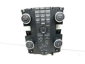 VOLVO C70 MK2 S40 V50 C30 RADIO HEATER CONTROL PANEL SWITCH 30739671 'C70 2006